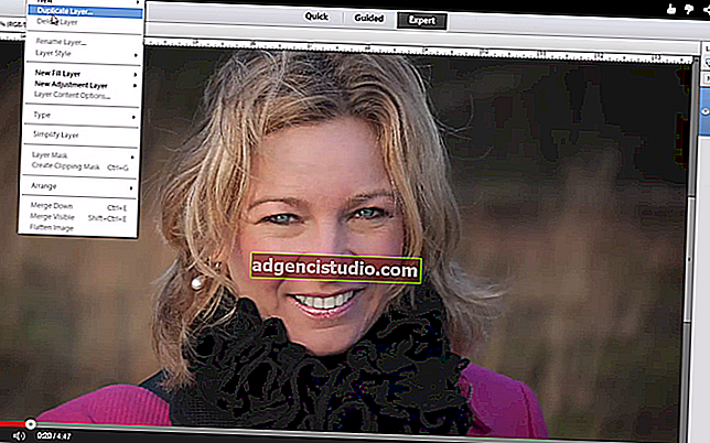 Cara Menghapus Duplikat di Photoshop Elements